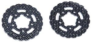 Graupner 90190.111  - Discos de freno de fibra de carbono importado de Alemania