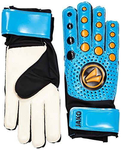 Jako TW Handschuh Protect 3.0, Hellblau/Schwarz/Orange, 6, 2513