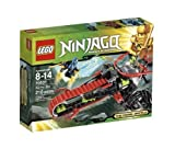 Game / Play LEGO Ninjago Warrior Bike 70501. Minifigure, Playset, Collectible, Toys, Characters Toy / Child / Kid by WE-R-KIDS