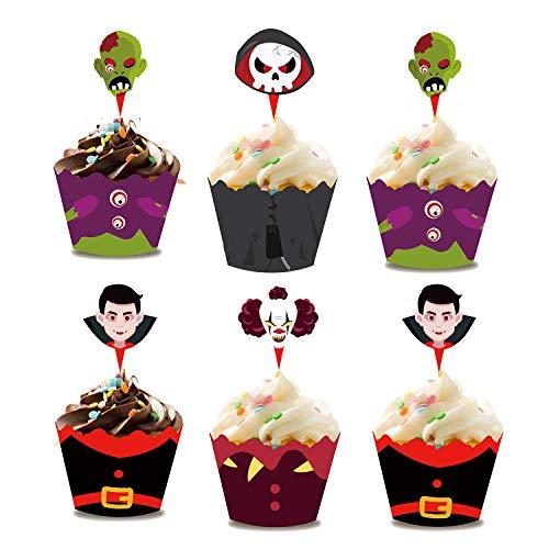 - Machen Ghost Cupcakes Für Halloween