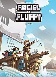 Frigiel et Fluffy, tome 5 : L'île perdue par Jean-Christophe Derrien