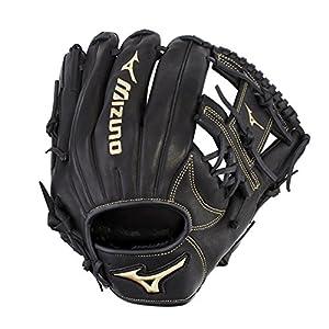Mizuno MVP Prime Baseballhandschuh Serie, Unisex, GMVP1175P3, Black Deep III...