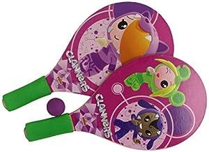 Clanners - Palas de playa Chica (Saica Toys 9010)