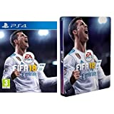 FIFA 18  - Steelbook Esclusiva Amazon - PlayStation 4