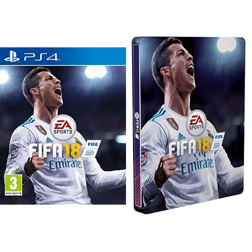 Foto FIFA 18 + Steelbook Esclusiva Amazon - PlayStation 4