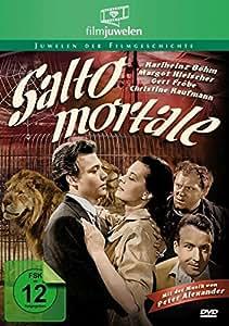 Salto Mortale - mit Gert Fröbe und der Musik von Peter Alexander (Filmjuwelen)