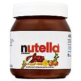 Nutella streichfähig mit Ferrero Kakao, 400 g, 6er Pack (6 x 400 g)