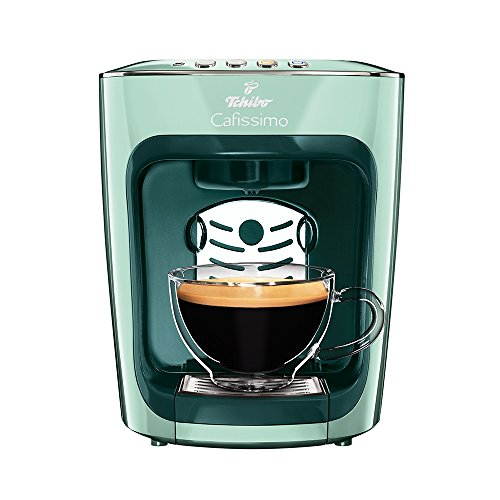 Tchibo Cafissimo mini Kaffeemaschine, Frosted Green