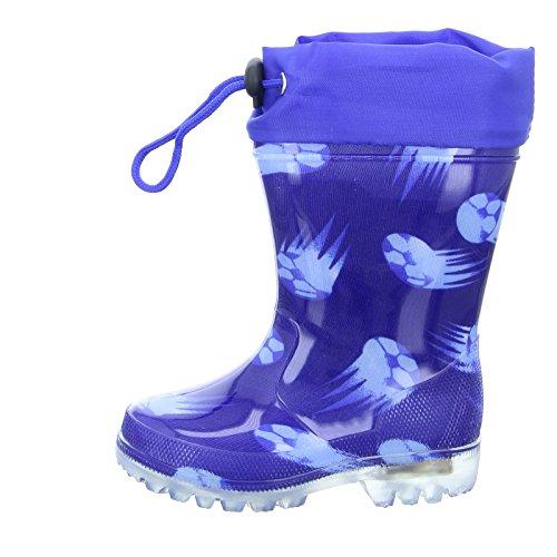 Bild von Sneakers RC6-44 Jungen Regenstiefel