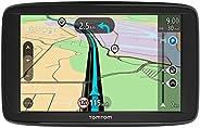 TomTom Start 62 Pkw-Navi (6 Zoll, mit Lebenslang EU-Karten, resistivem Display)