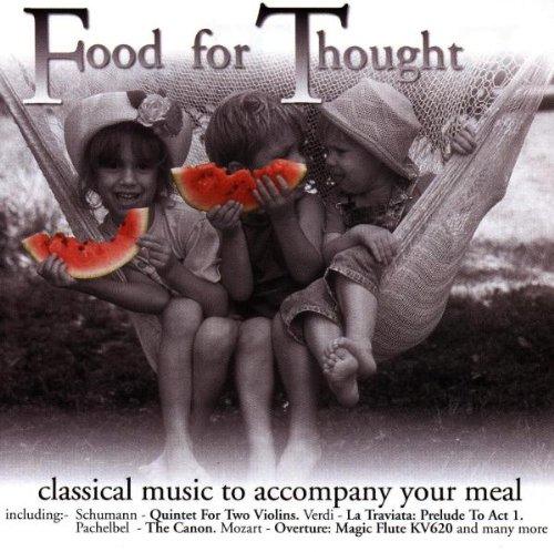 Preisvergleich Produktbild Food for Thought