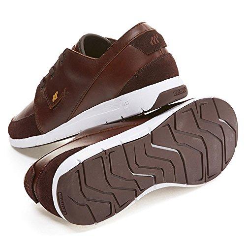Boxfresh - Sneakers Boxfresh Keel Katashi pelle Marrone