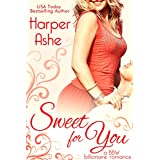 Sweet for You: A BBW Billionaire Romance (Sweet Curves Book 1) (English Edition)
