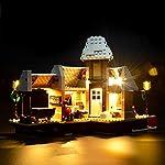 LIGHTAILING-Set-di-Luci-per-Creator-Expert-Stazione-ferroviaria-Invernale-Modello-da-Costruire-Kit-Luce-LED-Compatibile-con-Lego-10259Non-Incluso-nel-Modello