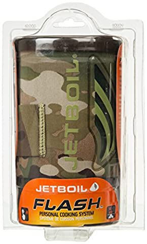 Jet Boil Flash Cooking System (Camo)