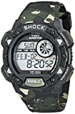 Best Timex Ironman Watches - Timex Shock Digital Grey Dial Men's Watch Review