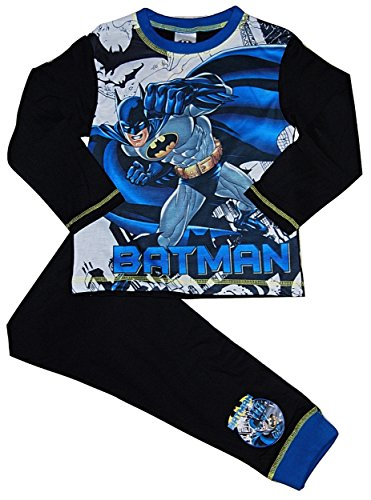 DC Comics Boys Batman Pyjamas 4-10Years