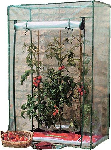 Gardman Tomatengewächshaus 08720, 100x50x150 cm