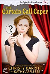 The Curtain Call Caper (The Gabby St. Claire Diaries Book 1) (English Edition)