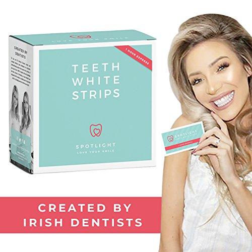 Scheinwerfer für weißere Zähne Streifen (Verpackung können variieren)