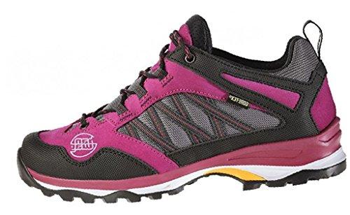 Hanwag Chaussures randonnée Belorado Low Lady GTX Fuchsia