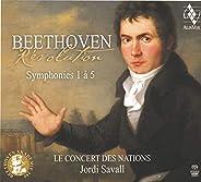 Beethoven: Sinfonien 1-5 (Révolution)
