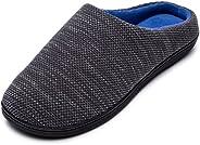 RockDove - Pantofola da Uomo in Memory Foam Bicolore