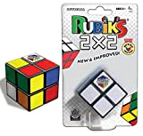 Rubik's 2X2 100% Official Rubik's Cube New Mechanical Design Improved