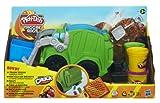 Play-Doh A3672E240 - Pâte à Modeler - Super Camion Poubelle