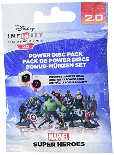 Disney Infinity 2.0: Bonus-Münzen Marvel (WIIU PS3 PS4 X360 XONE) DE-Version (Infinity Falcon Disney)