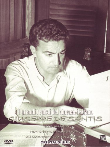 I grandi registi del cinema italiano - Giuseppe De Santis [3 DVDs] [IT Import]