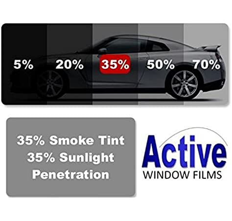 Pro Quality Silver 152cm x 6m 70/% Tint Ultra Light Car Window Tint Film Roll