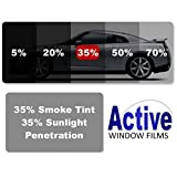 Best Window Tints - Active Film Limo Black, Medium, Light & Ultra Review