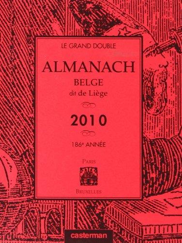 Almanach de Liege 2010