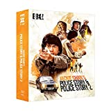 Jackie Chans POLICE STORY & POLICE STORY 2 Limited Edition Blu-ray Box Set