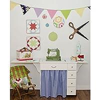 Mueble para máquina de coser- Tia Em de Arrow Cabinets