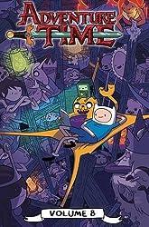 Adventure Time Vol. 8 by Braden Lamb (2016-04-01)