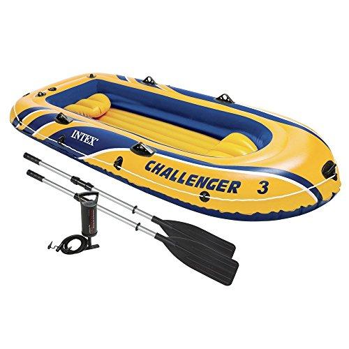 Intex 68370EP 116 L X 54 W X 17 H Challenger Lake...