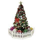 DS-Albero di Natale Albero di Natale - Decorazione Natalizia Home School Mall 1.5/1.8/2.1 Meter Albero di Natale Decorato && (Dimensioni : 180cm)