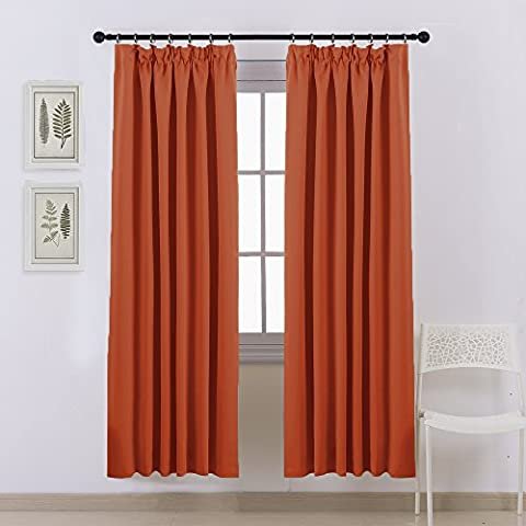 Window Treatments Pencil Pleat Curtains - PONY