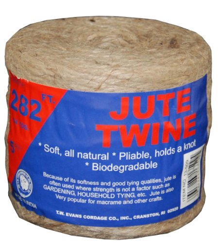 T.W. Evans Cordage 13-509 5 Poly 28 Ficelle 282 Tube pieds