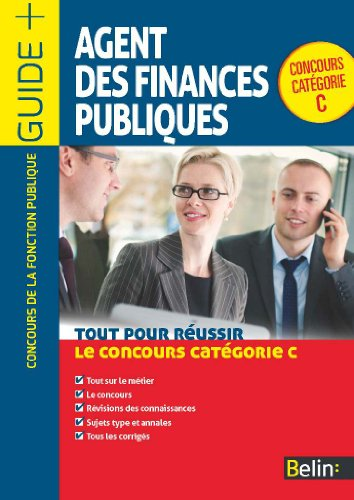 Agent des finances publiques : Catgorie C
