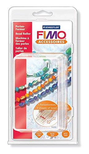 Staedtler FIMO Perlen Roller rund, oval, quadratisch (Perlen-roller Runde)