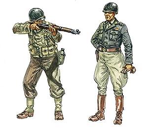 Italeri 6120S  - Segundo La Segunda Guerra Mundial estadounidense de Infantería