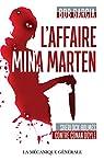 L'affaire Mina Marten : Sherlock Holmes contre Conan Doyle par Garcia