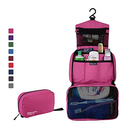 makeup-toiletry-bag-portable-cosmetic-shaving-travel-kit-organizer-bathroom-storage-zipped-hanging-b