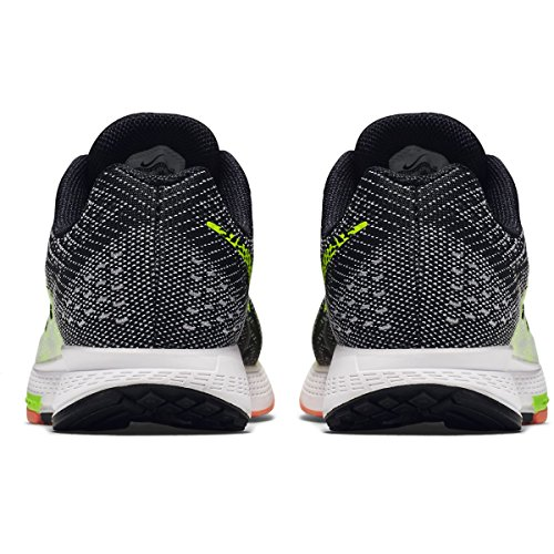 Air Zoom Elite 8 Laufschuh - WHITE/BLACK-VOLT-HYPER ORANGE