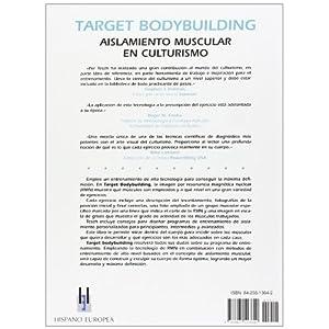 Target bodybuilding - aislamiento muscular en culturismo