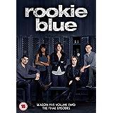 Rookie Blue Season 5 Volume 2: The Final Episodes