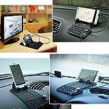 #7: Shipmate REMAX Car Holder All Size Smartphone- Black